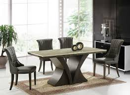 chair contemporary italian large oval marble dining table and
