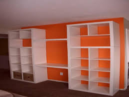 hanging bookshelf home decor
