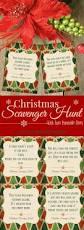 best 25 christmas scavenger hunt ideas on pinterest scavenger