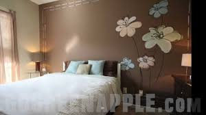 master bedroom decorating idea green apple painting youtube