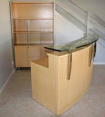 Reception Desk With Display Buy Reception Desk Foter