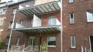 stahlbau balkone balkon aus verzinkten stahl in köln montiert fröbel metallbau