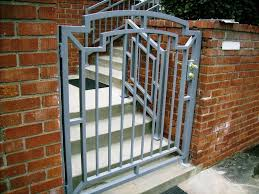 pedestrian gates san diego ornamental iron