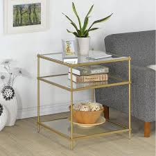 brass and glass end tables elegant bedroom end tables mirror stands furniture small mirrored