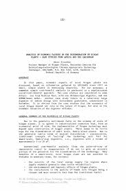 Technology Transfer Resume Analysis Of Economic Factors In The Dissemination Of Biogas Plants