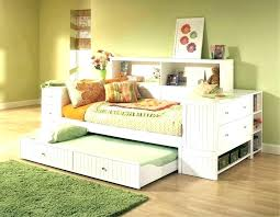 Daybed With Storage Underneath Daybeds With Storage Bedroom Amazing Wooden Daybeds Pop Up Trundle