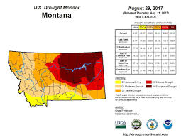 Map Montana Montana Wildfire Roundup For August 31 2017 Mtpr