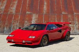 used lamborghini used 1986 lamborghini countach for sale in gloucestershire