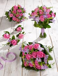 wedding flowers gift pink lilac freesia wedding flowers collection 2 m s