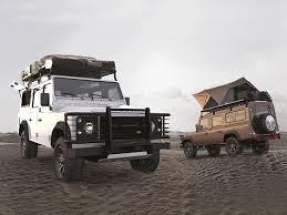 land rover experience defender land rover defender 110 slimline ii roof rack kit by front