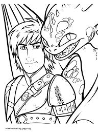 coloring pages train dragon coloring