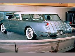 chevy corvette wagon concept car s of the week the corvette quartet 1954 car