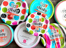 target essentials cheeky paper plates popsicle