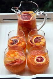 cuisine vin de sangria d agrumes au vin de muscat délicieuse et rafraîchissante