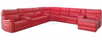 Colorado King Size Corner Modular Lounge In Full Leather Lounges - Sofa bed modular lounge 2