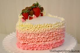 How To Decorate Heart Shaped Cake Be My Valentine U2026practice Cake The Sugary Shrink
