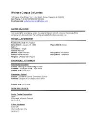 resume exles objective sales lady job resume well resume app