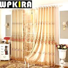 living room curtain panels lace curtains living room villa terrace curtain luxury lace