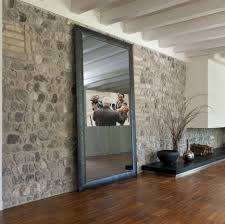 Wall Mirror Decor by Living Room Decorative Wall Mirrors For Gallery Also Big Picture