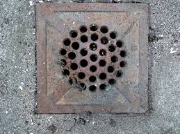 a yard drain needs maintenance and care to work properly