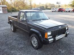 1988 jeep comanche sport truck 1988 jeep comanche eliminator 4 0 auto for sale in chicago il