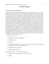 franchising dunkin donuts in bangladesh full analysis