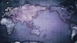 Accurate World Map by Mahouka Koukou No Rettousei How Accurate Is The World Map In The