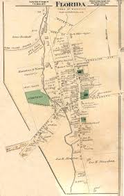 Map Of Sanford Florida by Warwick Valley History