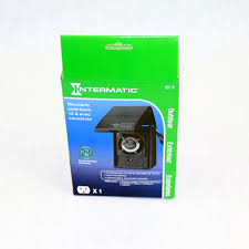Intermatic 24 Hr Outdoor Timer by Hardware Sales Intermatic Hb11k 15 Amp 24 Hour Heavy Duty Led Cfl