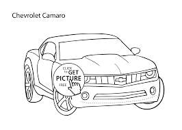 camaro coloring page free coloring pages on art coloring pages