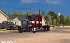 peterbilt peterbilt custom 351 mod for american truck simulator ats