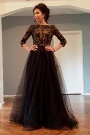 plus size black wedding dresses with sleeves naf dresses