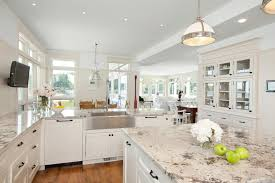 new style kitchen countertops for modern traditional kitchen