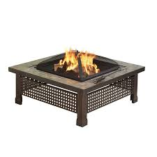 Large Firepit Table Bowls Outdoor Pit Table Home Depot Large