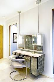 Bedroom Makeup Vanity With Lights Vanities Vanity With Lights And Drawers Makeup Vanity With