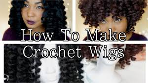 can i get my crochet hair weave wet how to make crochet wigs natural hair protective style youtube