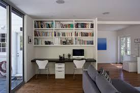 bureau bibliotheque coin bureau avec bibliothèque