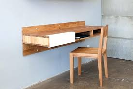 Minimal Computer Desk Ikea Floating Desk Computer Desk Floating Desk Best Space Saver