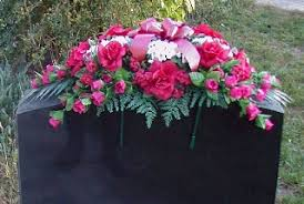 cemetery flowers cemetery saddles search grave decoration