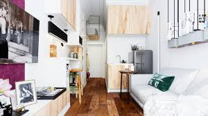 Designing For Super Small Spaces  Micro Apartments - Interior design of small apartments