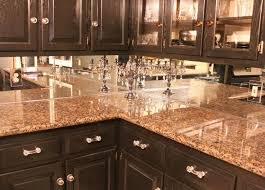 mirror backsplash kitchen mirrored tile backsplash savary homes