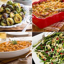 thanksgiving side dishes a food centric