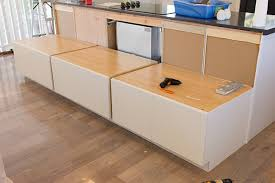 kitchen cabinet bench seat kitchen chronicles upholstered bench seating jenna sue design blog