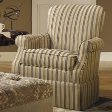 High Back Accent Chairs Funiture Upholsterd Accent Chairs With Arm And High Back Chair