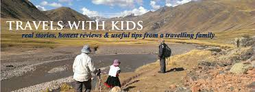 should i take my children trekking in peru guide to trek with