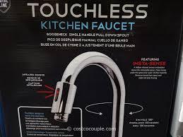 Touch Free Faucet Kitchen Moen Kitchen Faucet Costco Kitchen Faucet