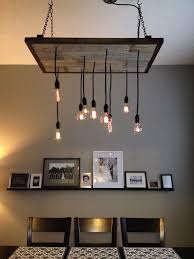 Diy Rustic Chandelier Diy Rustic Chandelier Best Images About Diy Light Fixtures