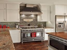 kitchen decorating ideas with red accents italian kitchen italian kitchen appliances baroque bertazzoni look other metro traditional kitchen decorating ideas with brown countertop crown