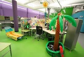 Office Decorating Themes - cubicle decoration themes green best cubicle decorations for