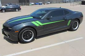 camaro black friday 2010 to 2015 camaro side accent hash stripes from big worm graphix